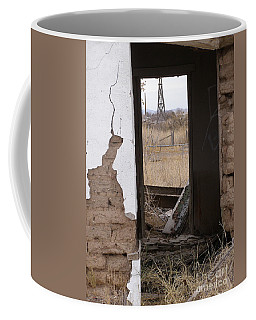 Abandoned In Texas Coffee Mug