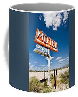 Abandoned Motel Coffee Mug