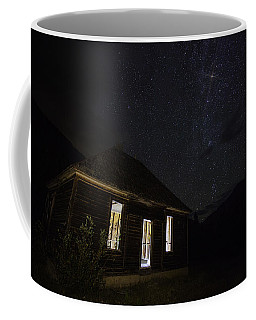 Abandoned Nights Coffee Mug
