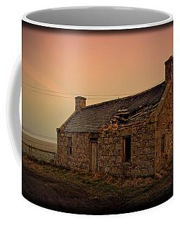 Abandoned Scottish Croft Coffee Mug