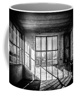 Coffee Mug featuring the photograph Abandoned Sugar Mill by Traven Milovich