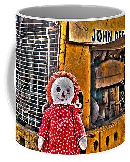 Abandoned - Vehicle Recycling Coffee Mug