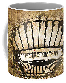 Abbesses Metropolitain Coffee Mug
