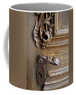 Abbey Lock Coffee Mug