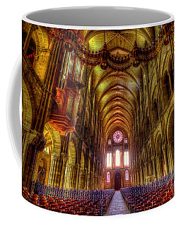 Abbey Of Saint Remi Coffee Mug
