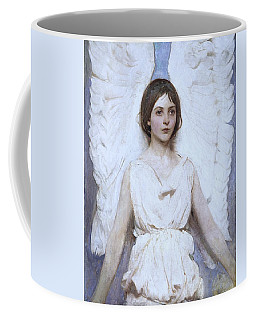 Abbott Handerson Thayer Angel 1886 Coffee Mug