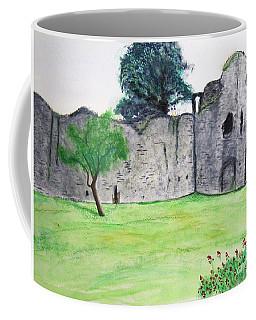Abergavenny Castle Coffee Mug