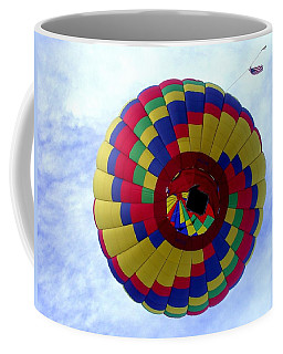 Above And Beyond Coffee Mug