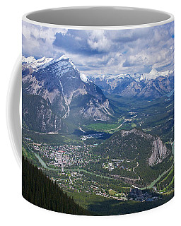 Above Banff Coffee Mug