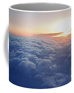 Above The Clouds Coffee Mug