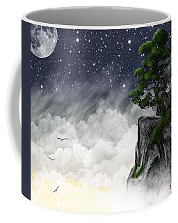 Above The Clouds Coffee Mug by Thomas OGrady