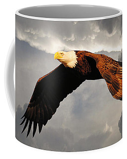 Above The Storm Coffee Mug