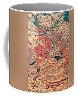 Coffee Mug featuring the digital art Above Timber Line by Mae Wertz