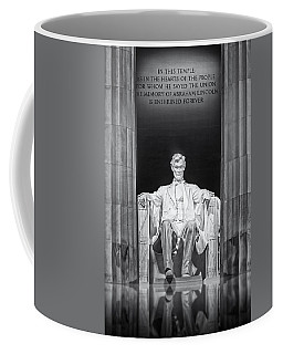 Abraham Lincoln Memorial Coffee Mug