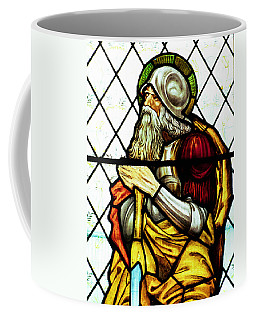 Abraham The Patriarch In Stained Glass Coffee Mug
