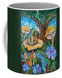 Absolem From Wonderland Coffee Mug