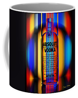 Absolut Abstract Coffee Mug