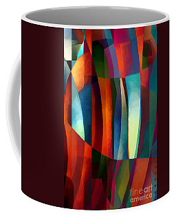 Abstract #1 Coffee Mug