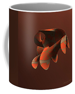 Abstract 351 Coffee Mug