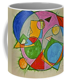 Abstract 89-001 Coffee Mug