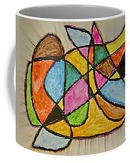 Abstract 89-002 Coffee Mug