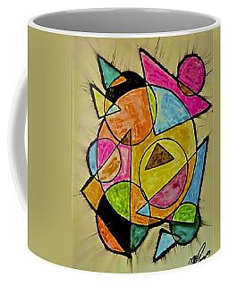 Abstract 89-004 Coffee Mug
