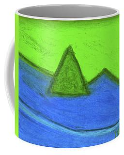 Abstract 92-001 Coffee Mug