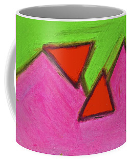 Abstract 92-002 Coffee Mug