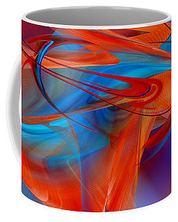 Abstract - Airey Coffee Mug by rd Erickson
