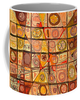 Abstract Art Sixty-five Coffee Mug