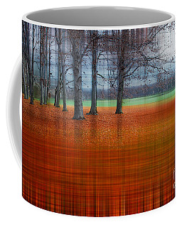 abstract atumn II Coffee Mug