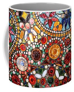 Abstract Beads Coffee Mug