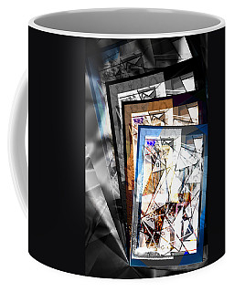 Abstract Choice Coffee Mug