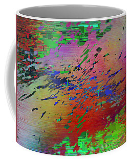 Abstract Cubed 69 Coffee Mug