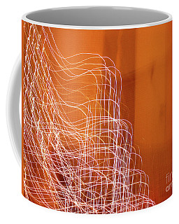 Abstract Energy Coffee Mug