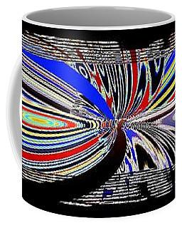 Abstract Fusion 197 Coffee Mug