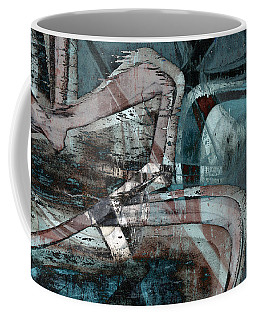 Abstract Graffiti 9 Coffee Mug