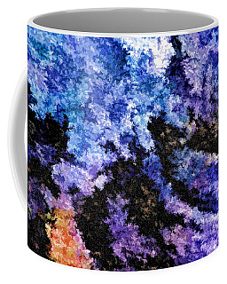 Abstract Granite Coffee Mug by Ludwig Keck