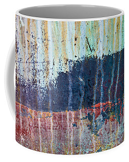 Abstract Landscape Coffee Mug
