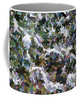 Abstract Coffee Mug by Ludwig Keck