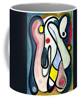 Abstract Mystery Coffee Mug