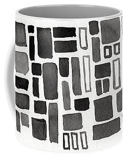 Abstract Open Windows Coffee Mug