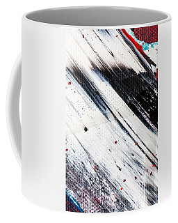 Abstract Original Artwork One Hundred Phoenixes Untitled Number Eight Coffee Mug