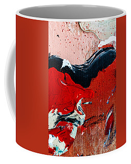 Abstract Original Artwork One Hundred Phoenixes Untitled Number Four Coffee Mug