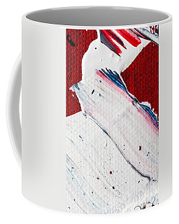 Abstract Original Artwork One Hundred Phoenixes Untitled Number Nine Coffee Mug