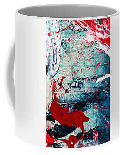 Abstract Original Artwork One Hundred Phoenixes Untitled Number Six Coffee Mug