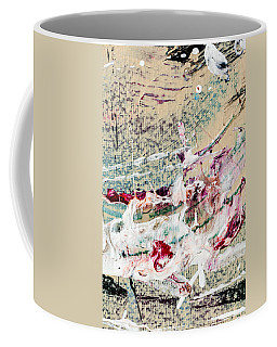Abstract Original Painting Number Eight Coffee Mug