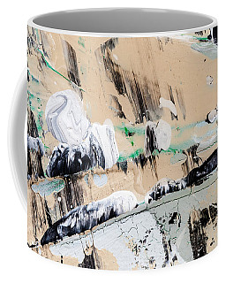 Abstract Original Painting Number Seven  Coffee Mug
