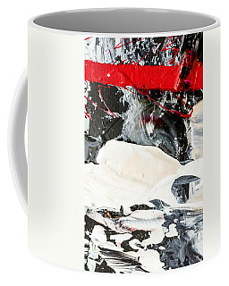 Abstract Original Painting Number Three Coffee Mug