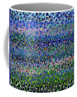 Abstract Patterns Four Coffee Mug